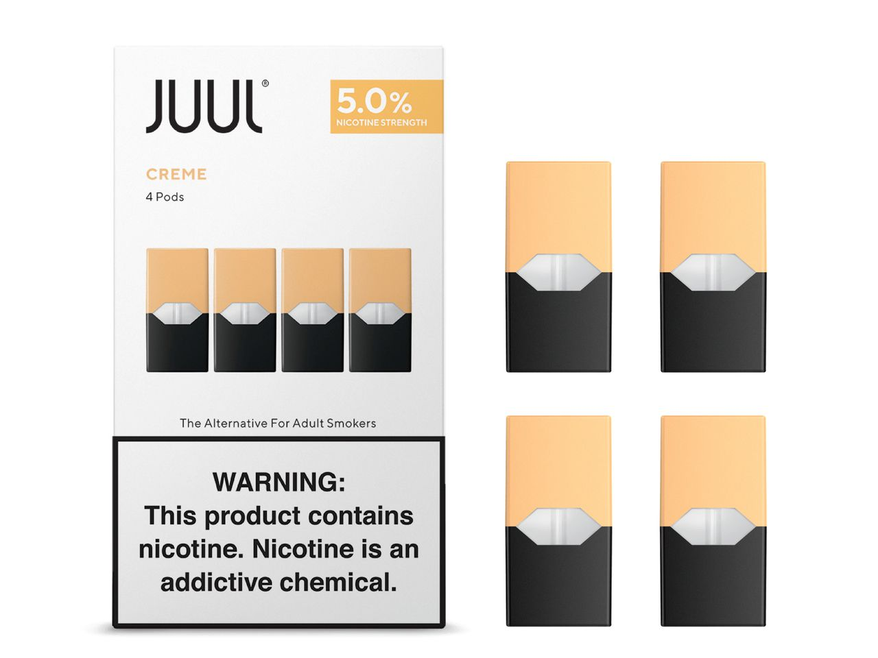 Vanilla Pods by Juul