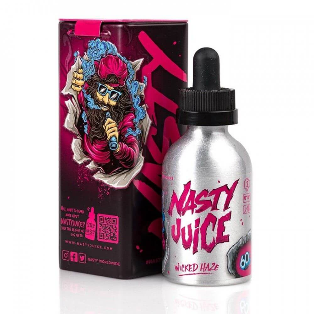 Wicked Haze by Nasty Juices