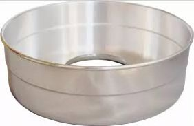 Bacia para Máquina de Algodão Doce Profissional AD-50 - Alumínio