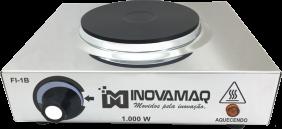 Fogão Elétrico FI-1B 1000w Inovamaq