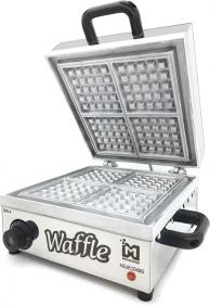 Máquina de Waffles Profissional - GW-4 - 220v - Inovamaq