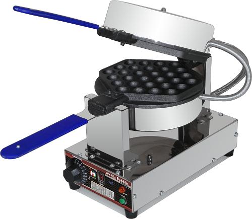 Máquina de Waffles Bubble INOVAMAQ modelo GWB-1- Premium