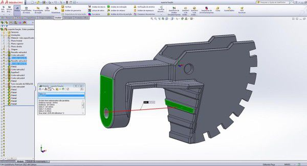 Desenvolvimento Projetos 3D