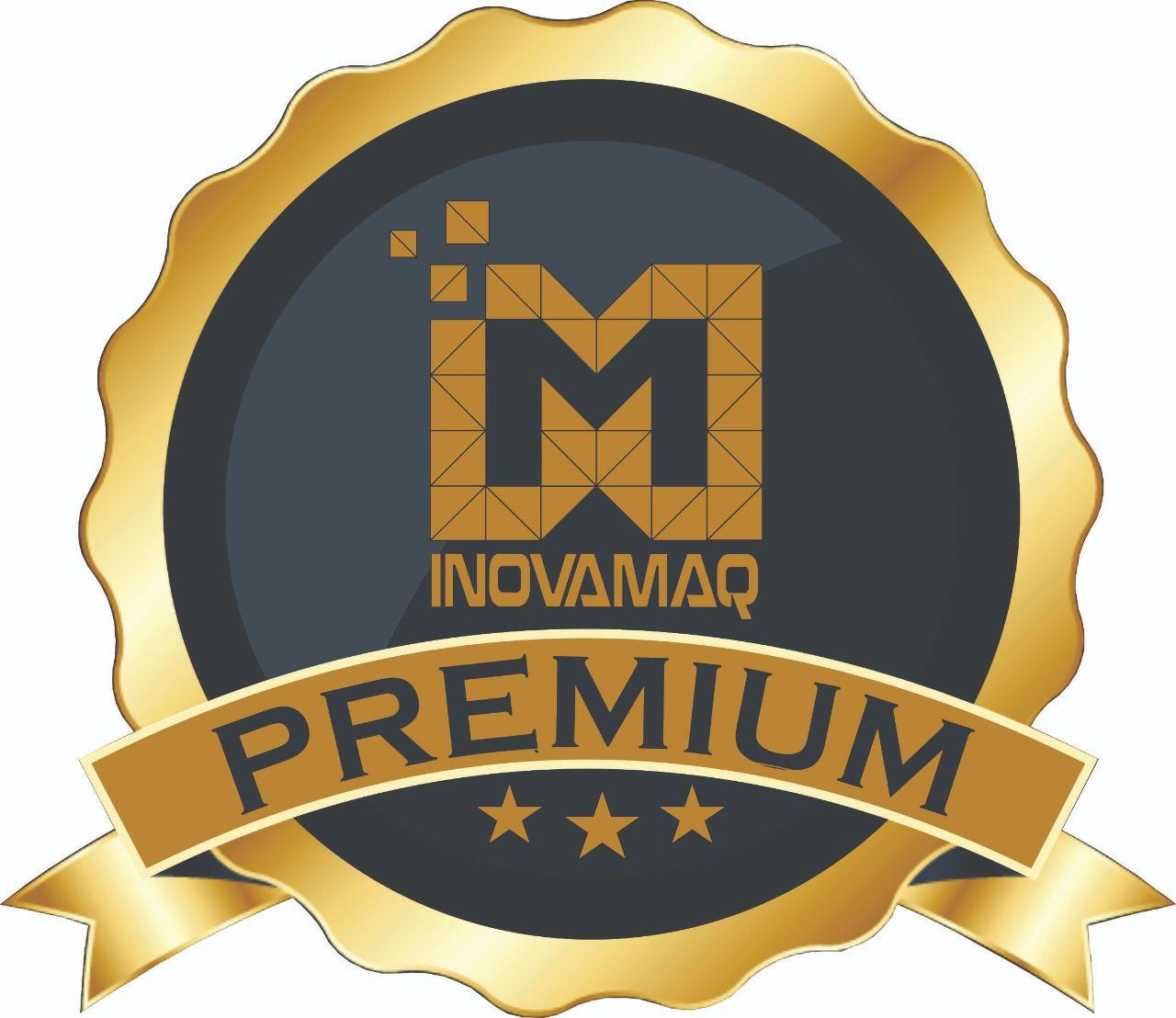 Máquina de Algodão Doce Industrial Digital - AD-50 Premium - Inovamaq
