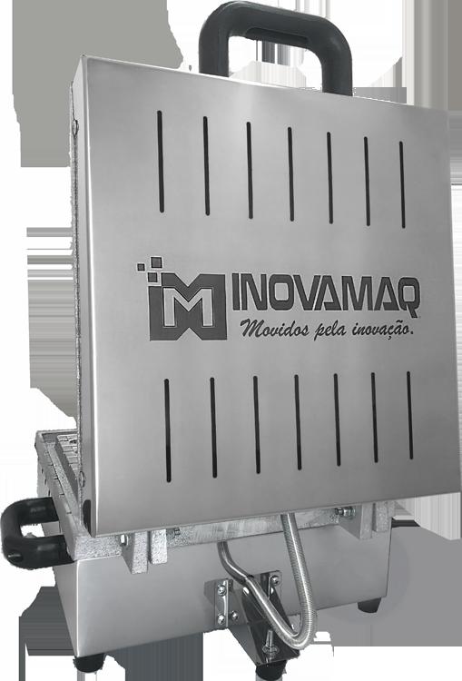 Máquina de Crepe no Palito Crepeira 220v - Inovamaq