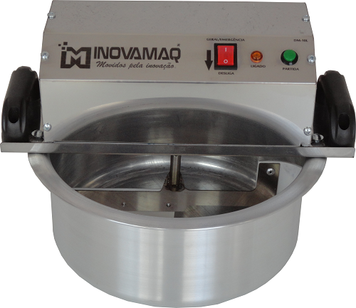 Panela de Mexer Doces Elétrica Docemaq  10 litros DM-10 127V - INOVAMAQ