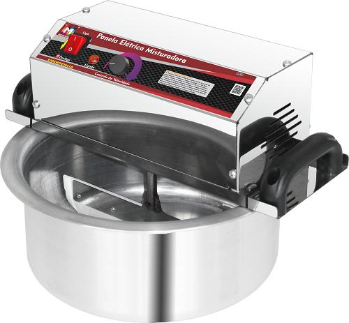 Panela Elétrica Misturadora Docemaq 10 litros DM-30 - INOVAMAQ
