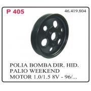 POLIA BOMBA FIAT PALIO/SIENA  1.0 / 1.5 1996 ATÉ 2000
