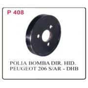 POLIA BOMBA PEUGEOT 206/ RENAULT CLIO (1.0/16V)