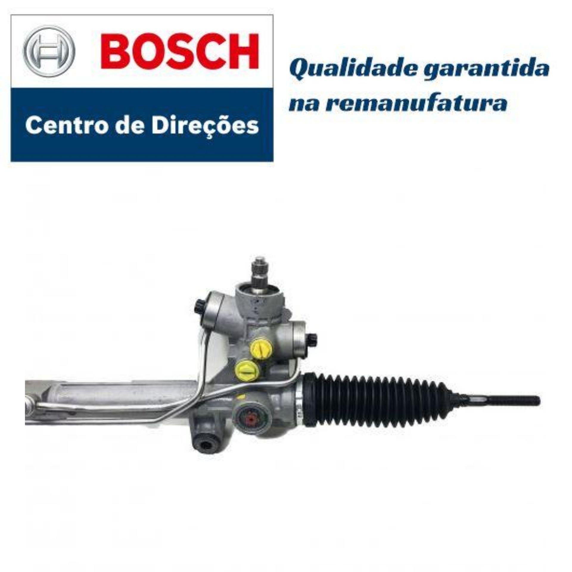 Caixa de Direção Hidráulica Remanufaturada  Classe A  - Direpeças Parts