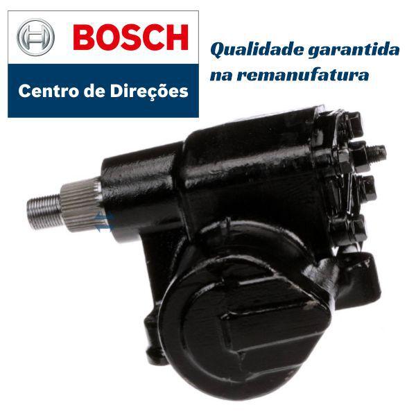 Caixa de Direção Hidráulica Remanufaturada F250 Eixo Setor 35MM  - Direpeças Parts