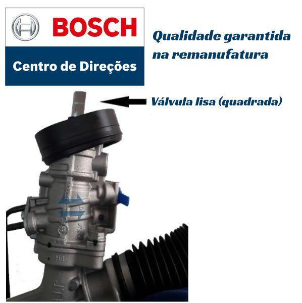 Caixa de Direção Hidráulica Remanufaturada Gol G5 - Voyage - Fox - Polo JTEKT  - Direpeças Parts
