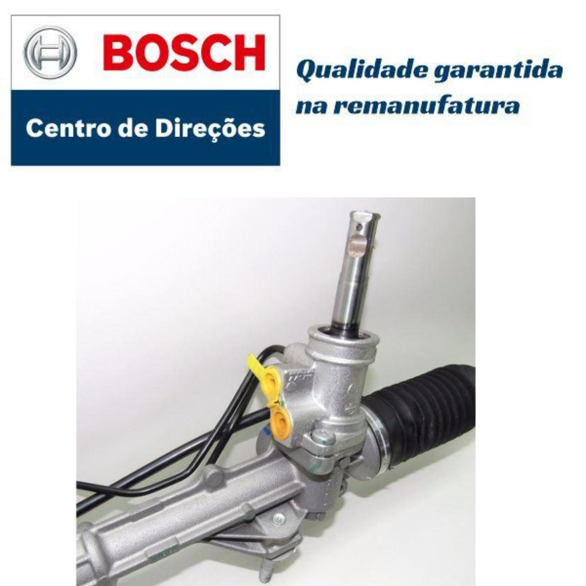 Caixa de Direção Hidráulica Remanufaturada Peugeot 307   - Direpeças Parts