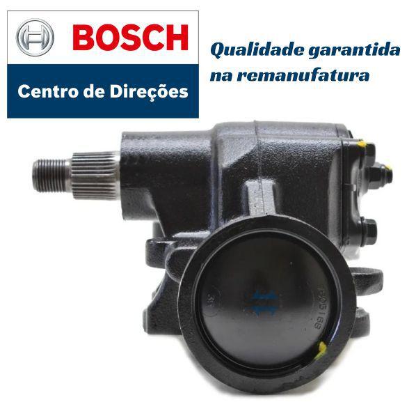 Caixa de Direção Hidráulica Remanufaturada S10 - Blazer até 2012  - Direpeças Parts