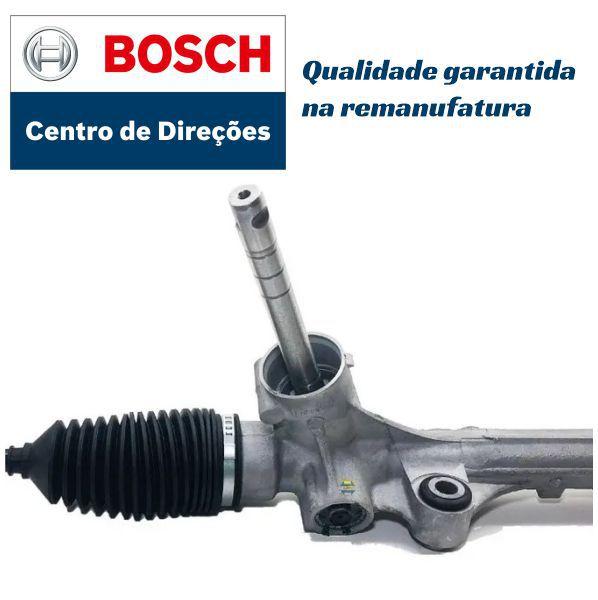 Caixa de Direção Mecânica Remanufaturada Ford New Ka (Sistema Elétrico)  - Direpeças Parts