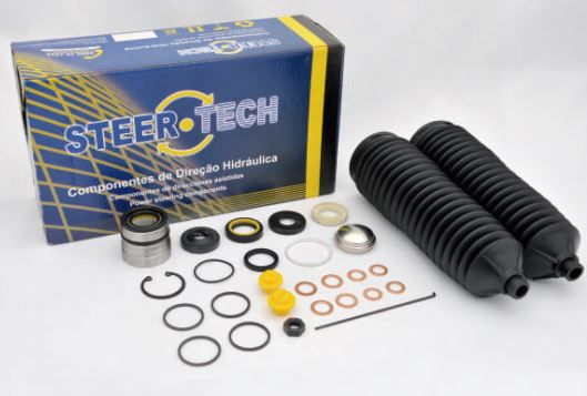 Kit Reparo da Caixa de Direção Fiat Tipo Tempra 2.0 94/98  - Direpeças Parts