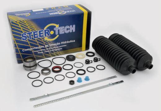 Kit Reparo da Caixa de Direção Ford Fiesta Ka 09/13 Ecosport 11/13  - Direpeças Parts