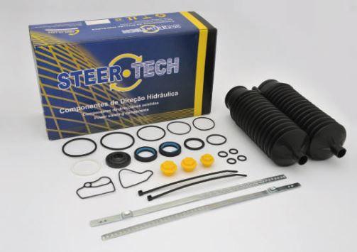 Kit Reparo da Caixa de Direção Honda Civic 90/95   - Direpeças Parts