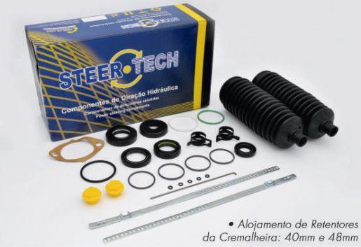 Kit Reparo da Caixa de Direção Hyundai Santa Fé 07/10  - Direpeças Parts
