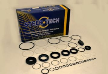 Kit Reparo da Caixa de Direção  L200 4X2 90/95   - Direpeças Parts