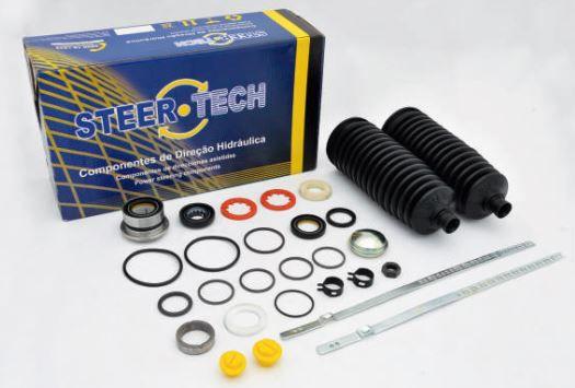 Kit Reparo da Caixa de Direção Palio Week Siena Strada 97/01  - Direpeças Parts
