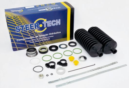 Kit Reparo da Caixa de Direção Tempra 8V / 16V  - Direpeças Parts