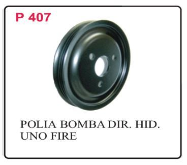 POLIA BOMBA FIAT UNO FIRE /PALIO   - Direpeças Parts