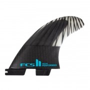 Quilha FCS II Performance Core Carbon Performer Large