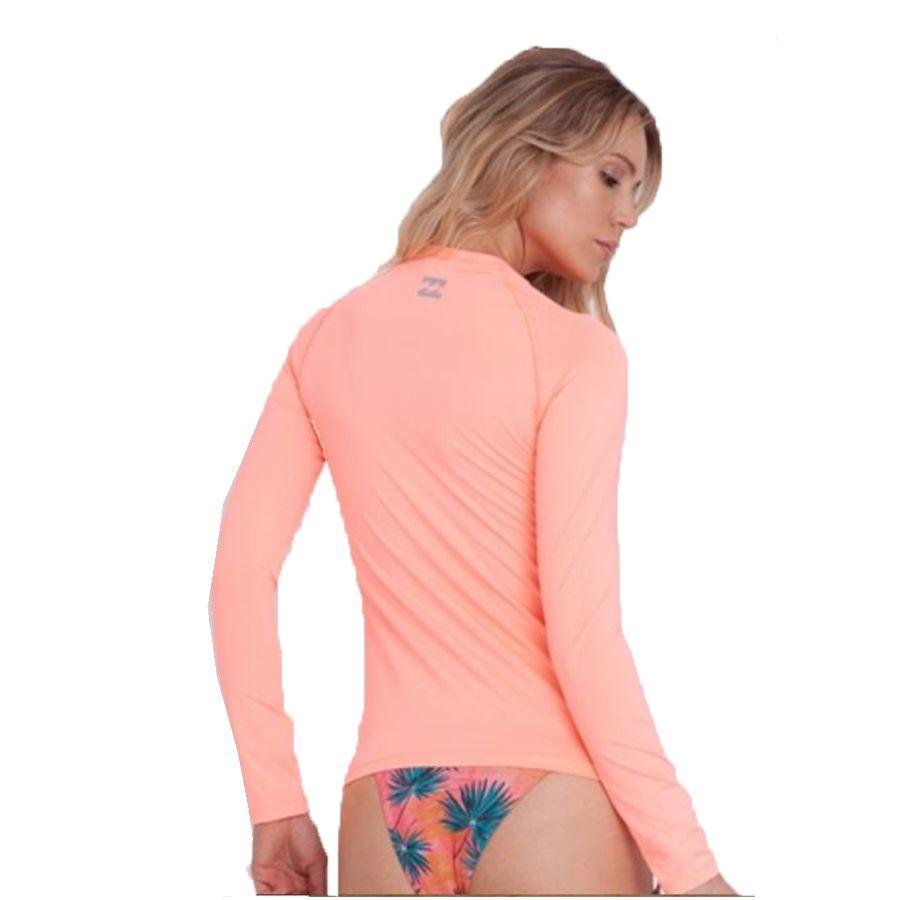 Camisa de Lycra Billabong Acqua Palm