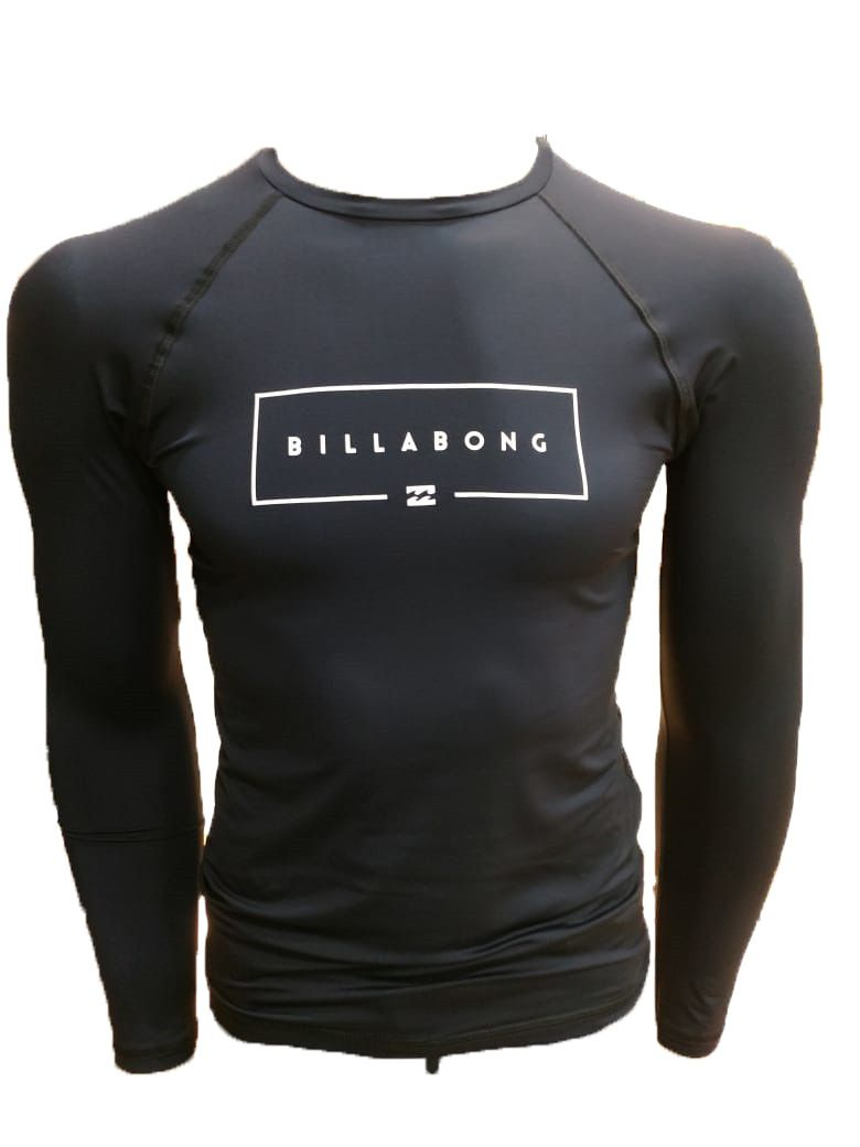 Camisa de Lycra Billabong All Day Union  manga longa