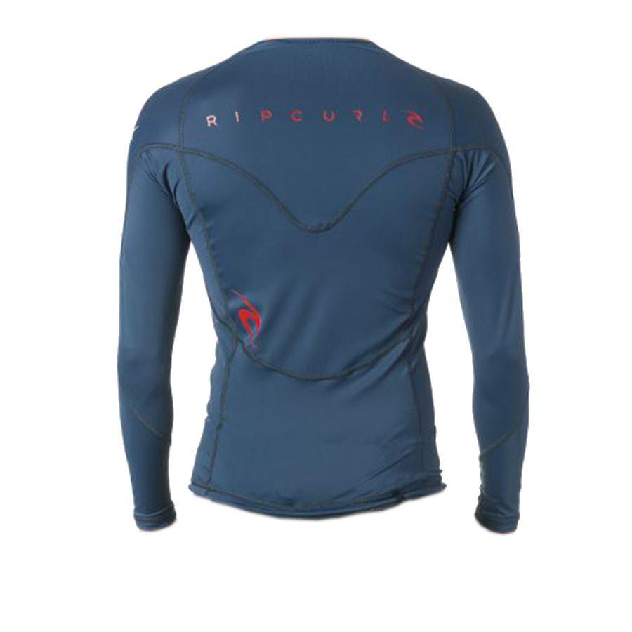 Camisa de Lycra Rip Curl Bomb L/SL UVT