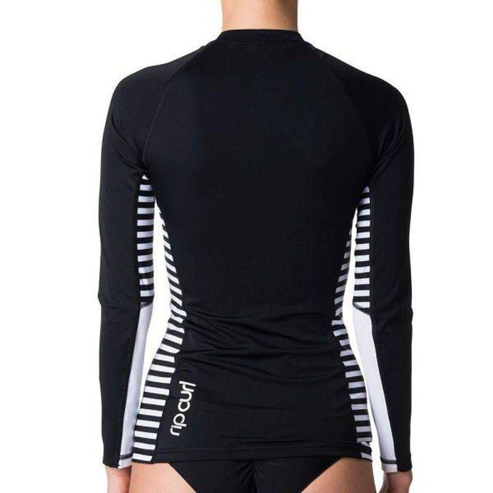 Camisa de Lycra Rip Curl That Stripe long