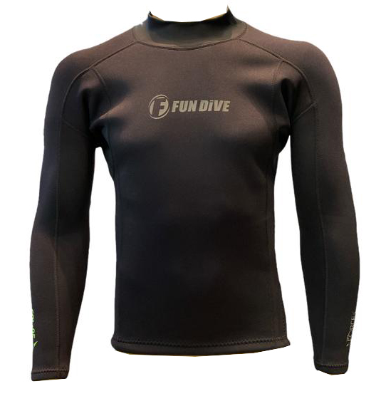 Camisa de Neoprene Fun Dive 1,5mm