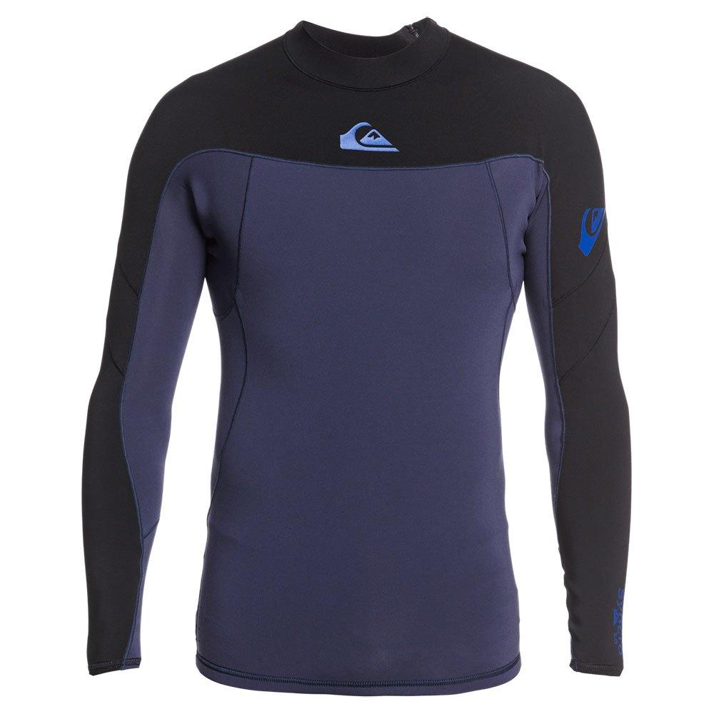 Camisa de Neoprene Quiksilver Syncro 1.0 mm Azul