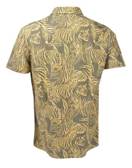 Camisa Rip Curl El Tigre S/S