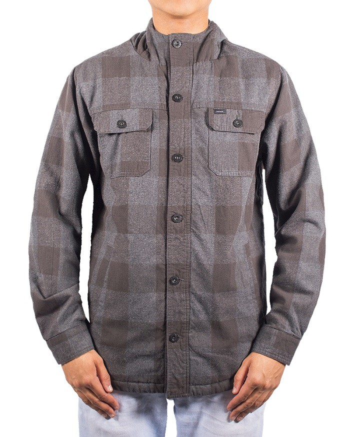 Camisa Rip Curl Sounds Hooded Black