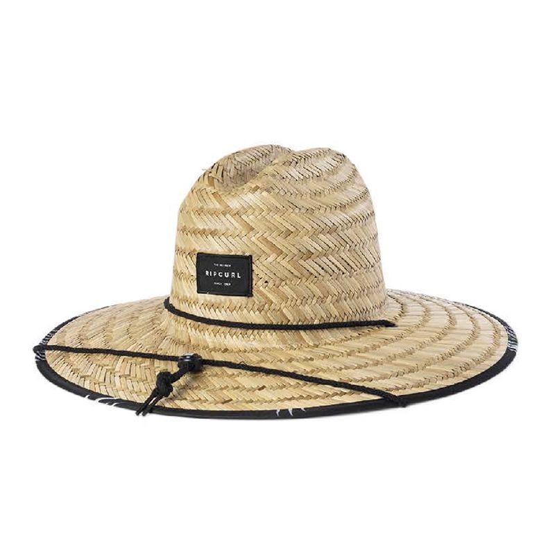 Chapéu de Palha Rip Curl Maui Straw