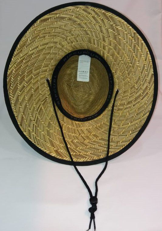 Chapéu de Palha Rip Curl Wetty Straw Hat Claro