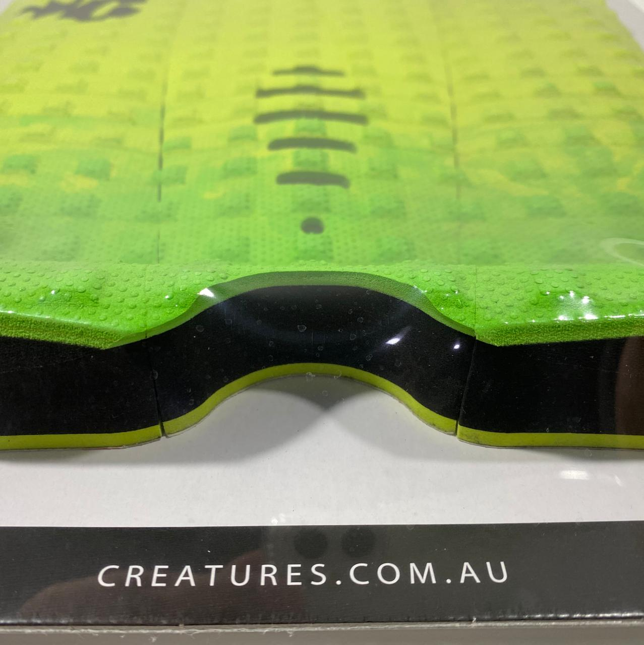 Deck Creatures Mick Fanning Lite - Citrus Fade Lime
