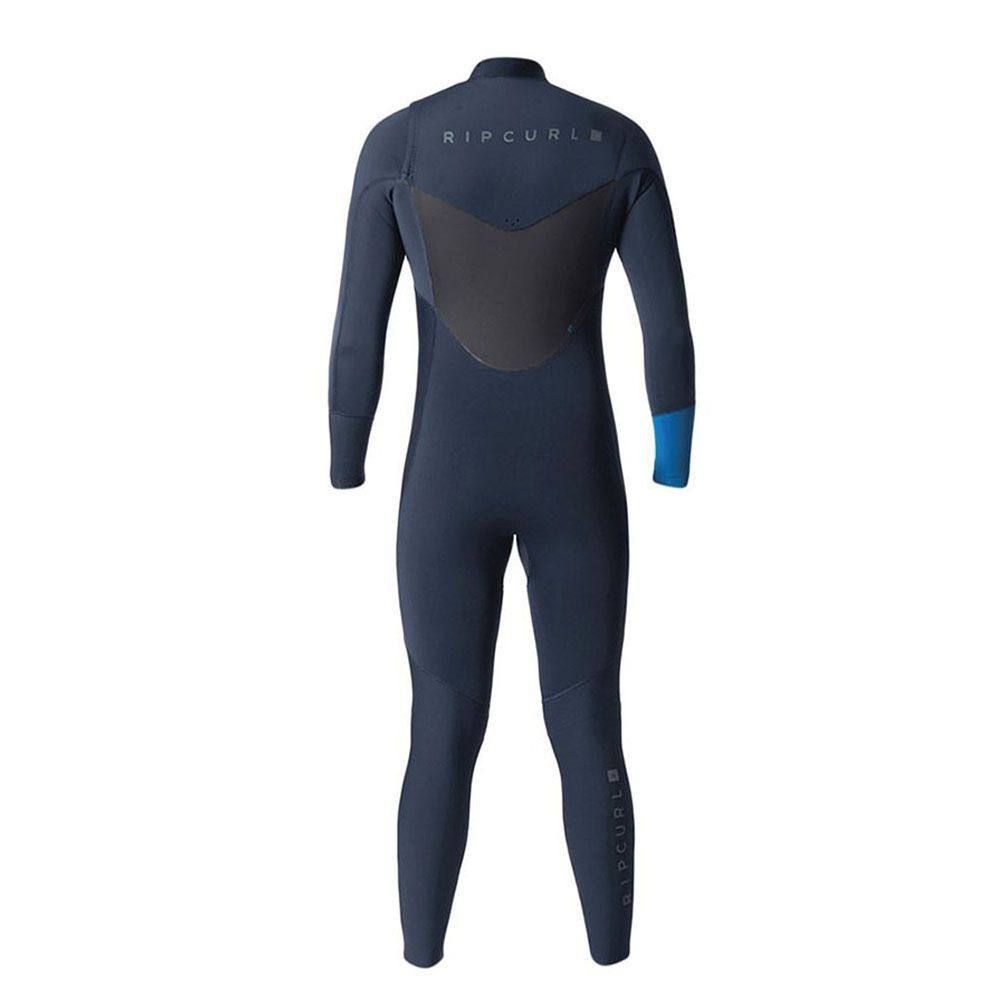 Long John Rip Curl Dawn Patrol Chest Zip 3,2 Mm 2018 Blue