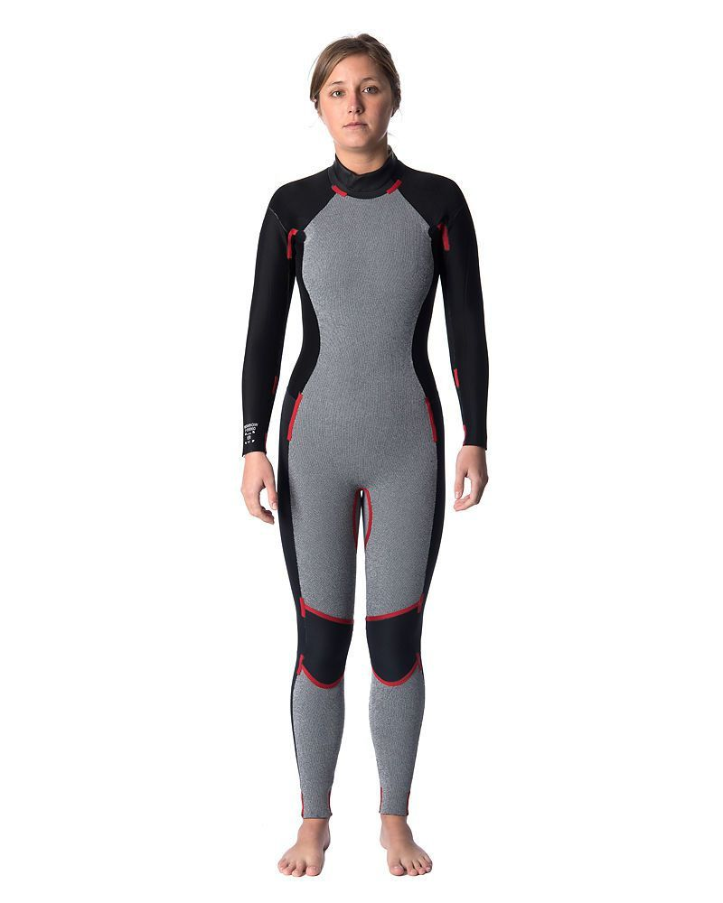 Long John Rip Curl Dawn Patrol Feminino 3.2 mm E5