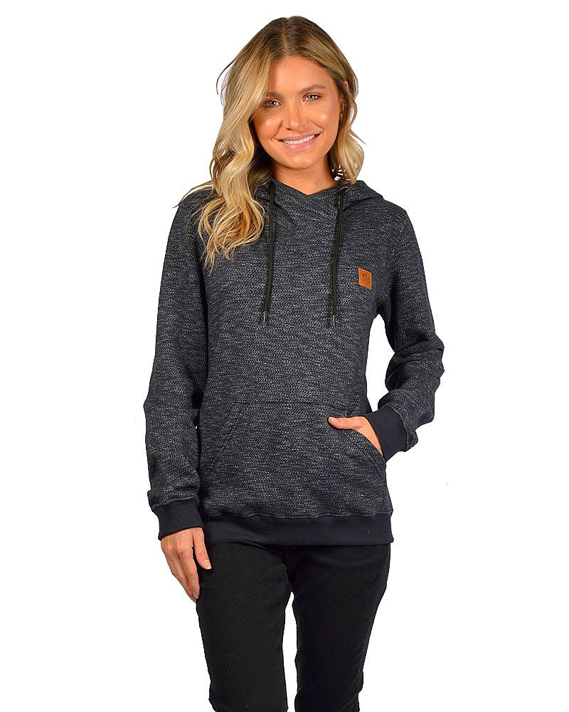 Moletom Rip Curl Keep On Feminino