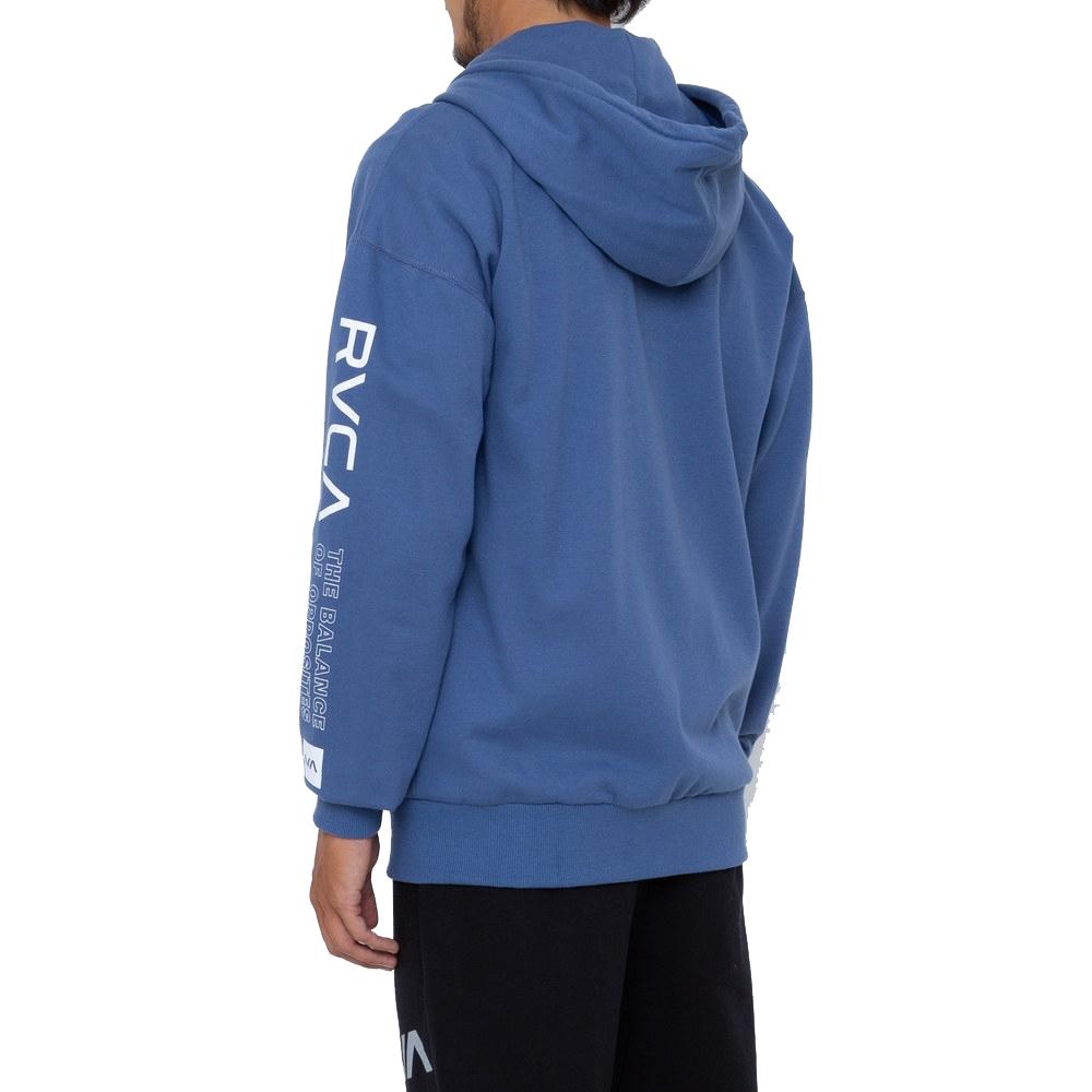 Moletom RVCA Aberto Sport Azul