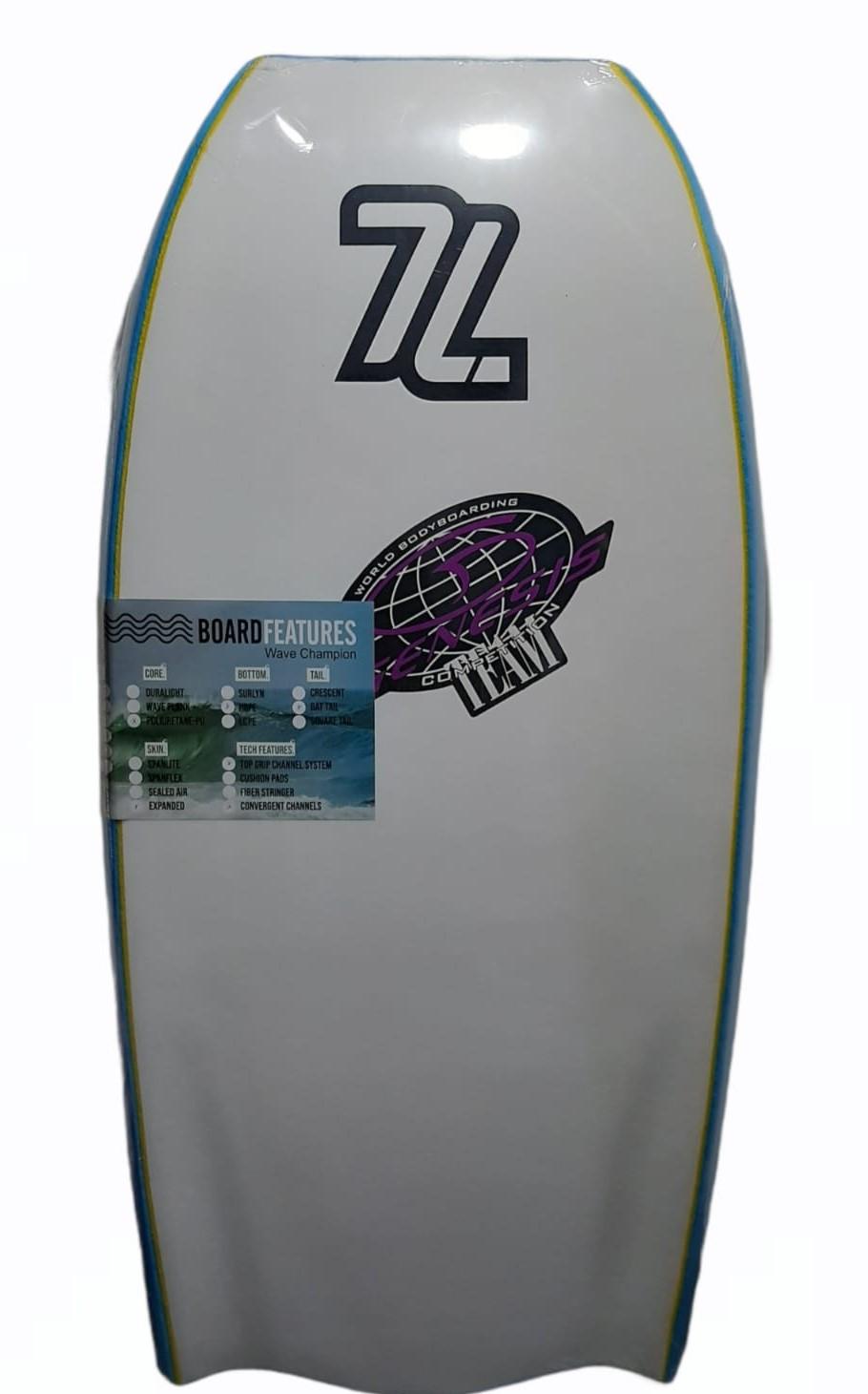 Prancha Bodyboard Genesis Zpoint 41