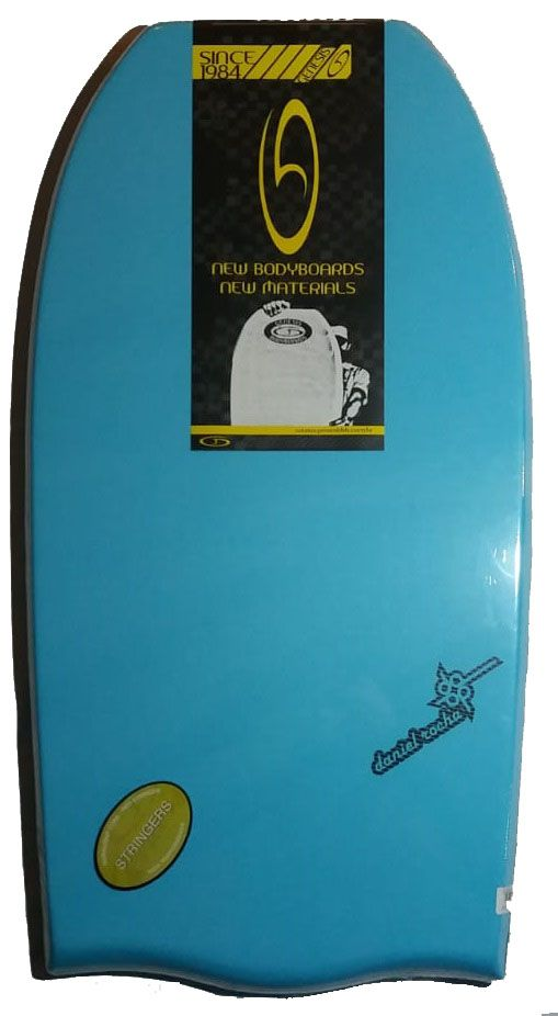 Prancha de Bodyboard Genesis Daniel Rocha Duralight 40´´