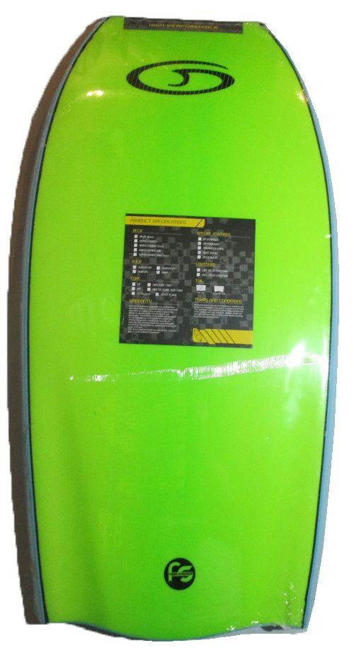 Prancha de Bodyboard Genesis Ultra Bat 39´´