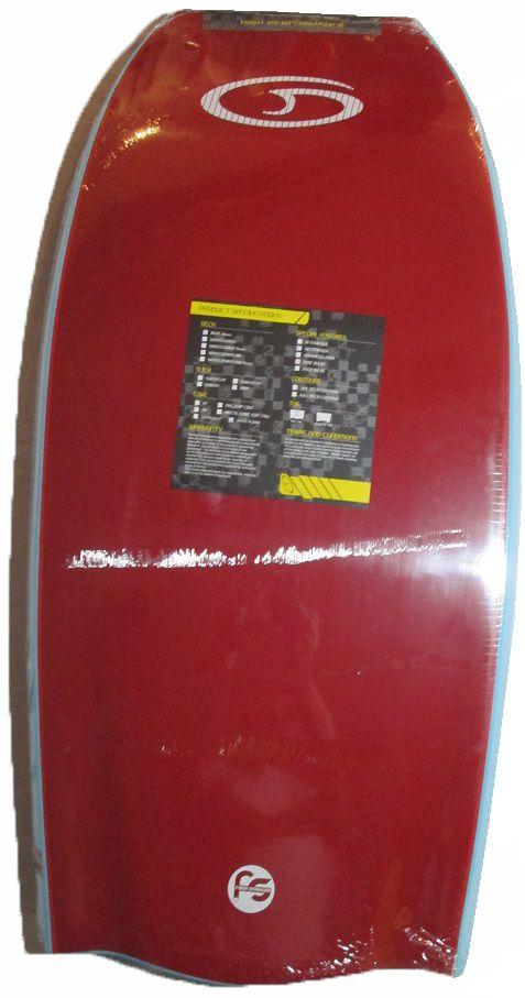 Prancha de Bodyboard Genesis GSX 41´´
