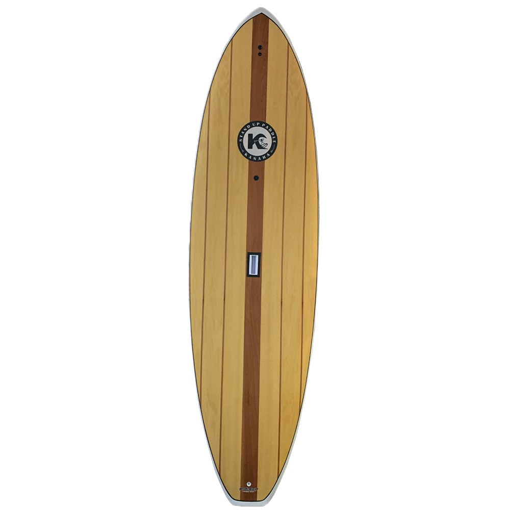 Prancha de Stand Up Paddle Kanaha 10' Wood