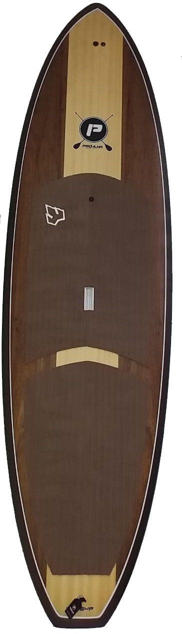 Prancha de Stand Up Paddle Pro Ilha Wood 10´