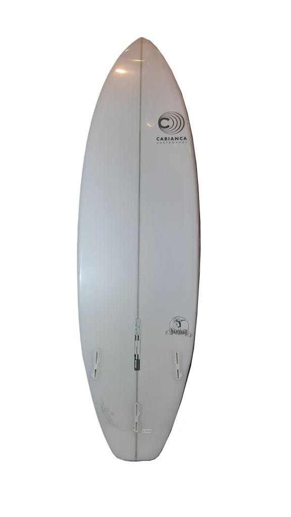 Prancha de Surf Cabianca Bandida 6´0´´